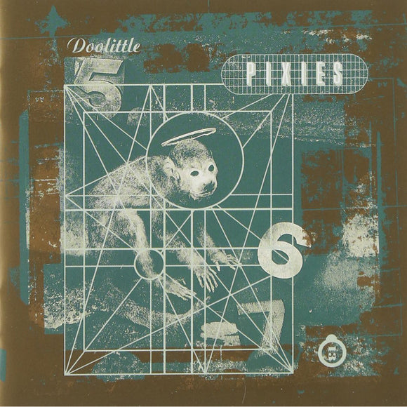 Doolittle by Pixies on 4AD