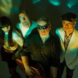 Band photograph of Pixies