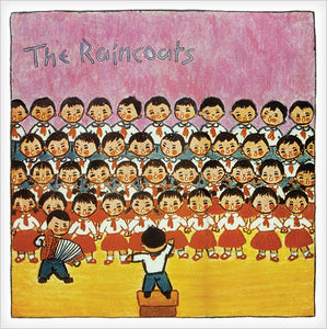 The Raincoats self-titled debut album on We ThRee