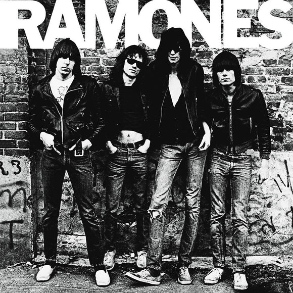Ramones by Ramones on Sire Records