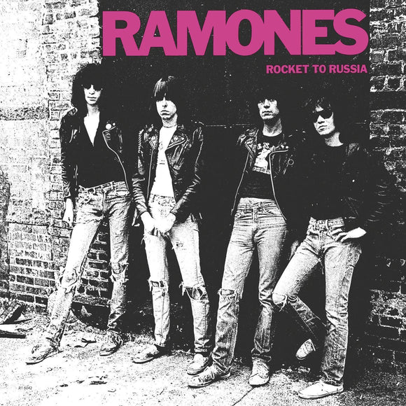 Rocket To Russia by Ramones on Sire Records