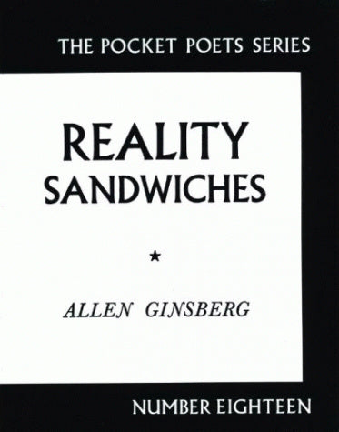 Allen Ginsberg - Reality Sandwiches