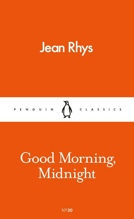 Jean Rhys - Good Morning, Midnight