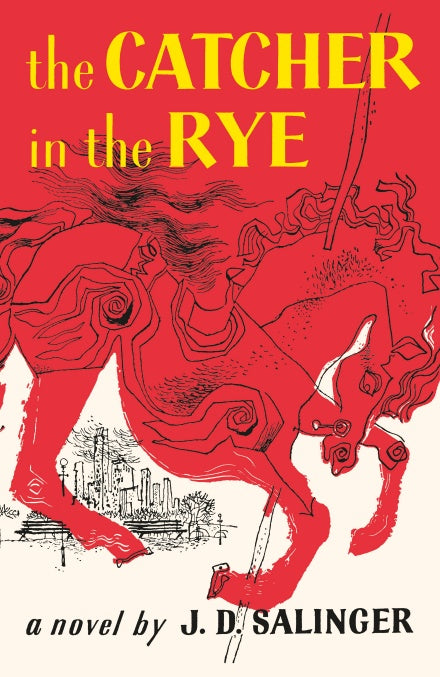 J.D. Salinger – Catcher In The Rye