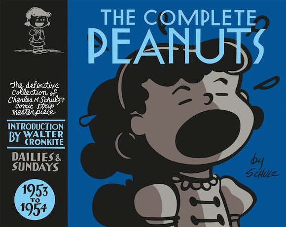Charles M. Schulz - The Complete Peanuts 1953-1954: Volume 2