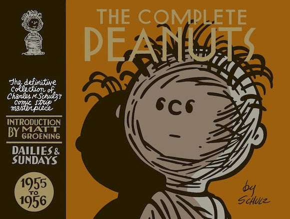 Charles M. Schulz - The Complete Peanuts 1955-1956: Volume 3