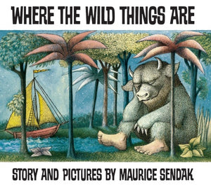 Maurice Sendak - Where The Wild Things Are