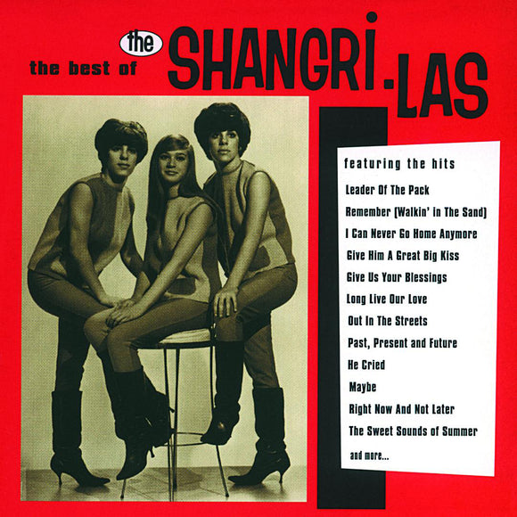 The Best Of The Shangri-Las by The Shangri-Las on Universal