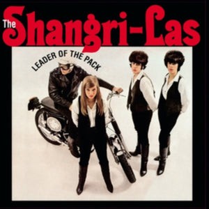 Leader Of The Pack by The Shangri-Las on Radiation Records