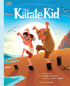 Kim Smith - The Karate Kid: Illustrated Storybook