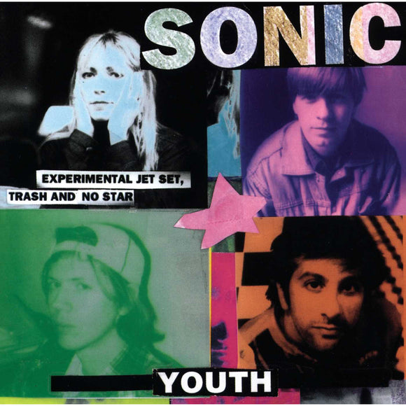Experimental Jet Set, Trash and No Star by Sonic Youth on DGC Records