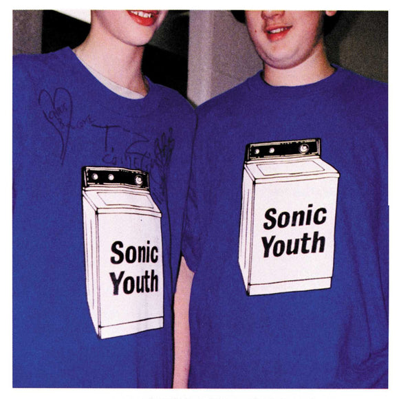 Washing Machine by Sonic Youth on DGC Records