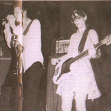 Sonic Youth in their youth
