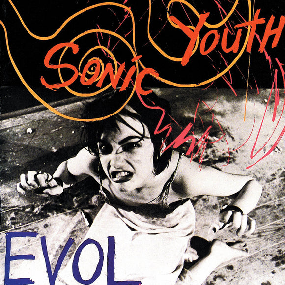 EVOL by Sonic Youth on Goofin Records