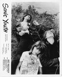 Sonic Youth press photo