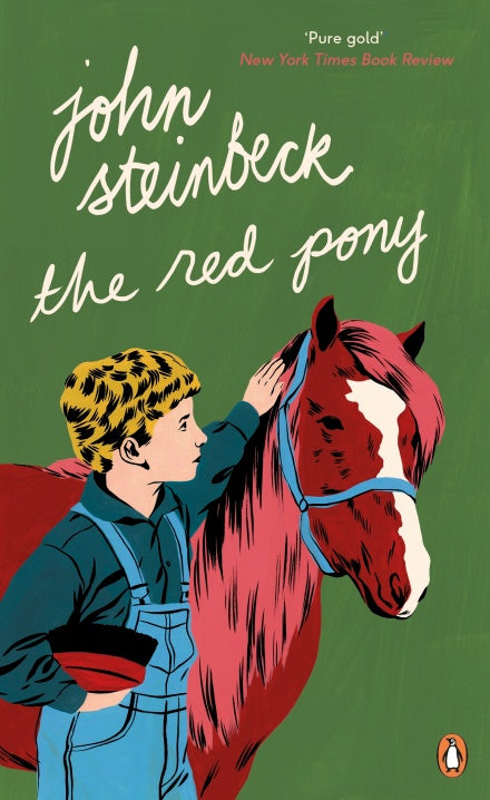 John Steinbeck – The Red Pony