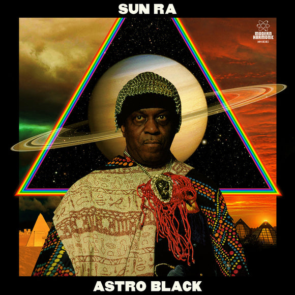 Astro Black by Sun Ra on Modern Harmonic Records