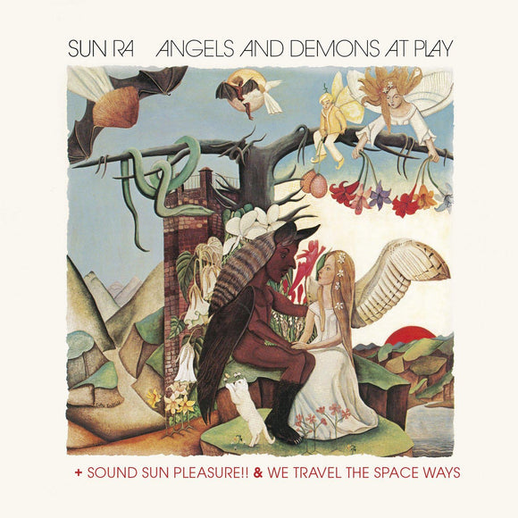 Angels And Demons At Play by Sun Ra on Wax Time Records