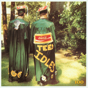 Anniversary by Teen Idles on Dischord Records