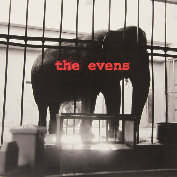 The Evens by The Evens on Dischord Records