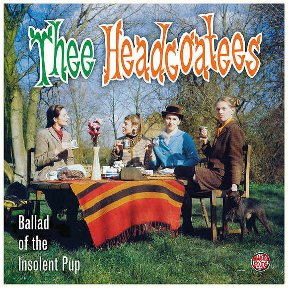 Ballad Of the Insolent Pup by Thee Headcoatees on Damaged Goods Records