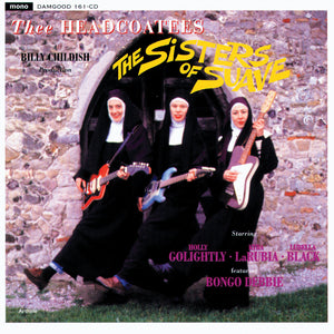 The Sisters Of Suave by The Headcoatees on Damaged Goods Records