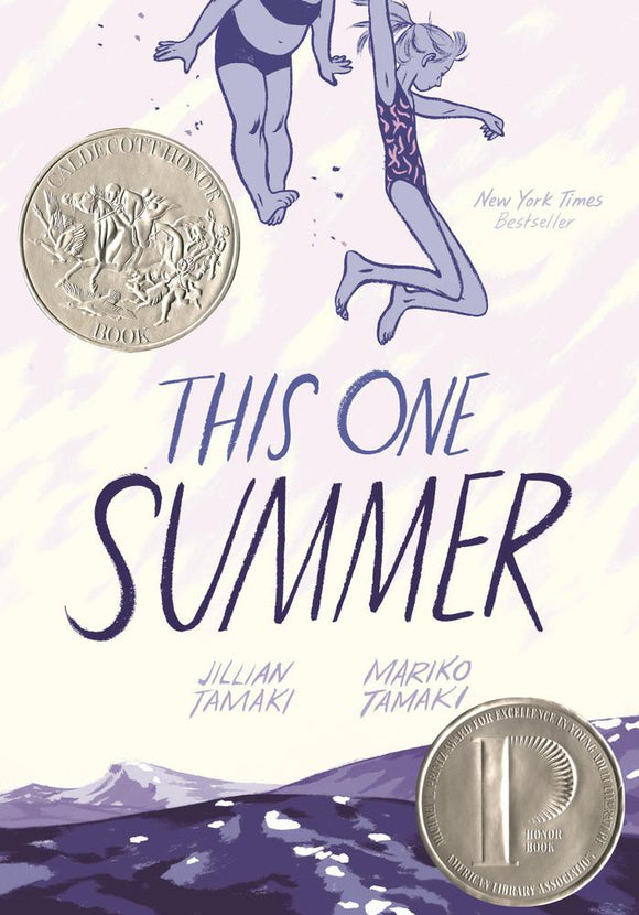 Jillian Tamaki & Mariko Tamaki - This One Summer