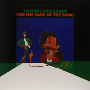 For The Sake Of The Song by Townes Van Zandt on Charley Records