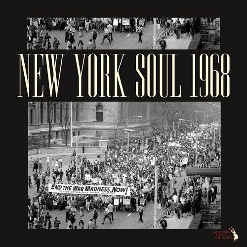 Various - New York Soul 1968