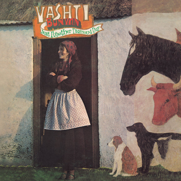 Just Another Diamond Day by Vashti Bunyan on Branch Music