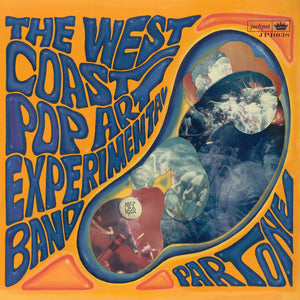 Part One by The West Coast Pop Art Experimental Band on Jackpot Records