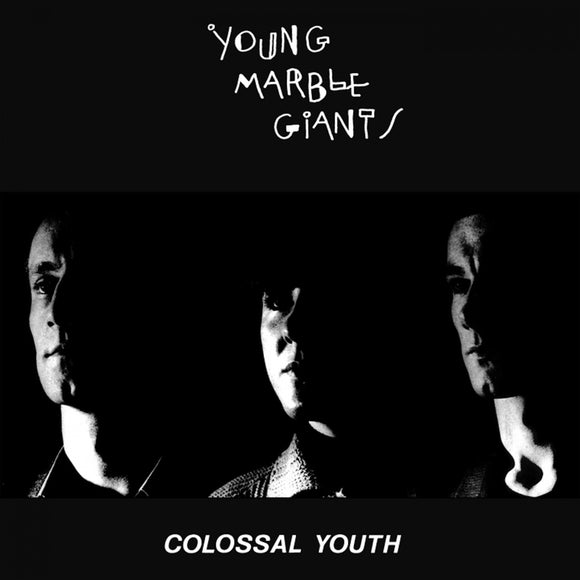 40th anniversary edition of Colossal Youth by Young Marble Giants on Domino Records