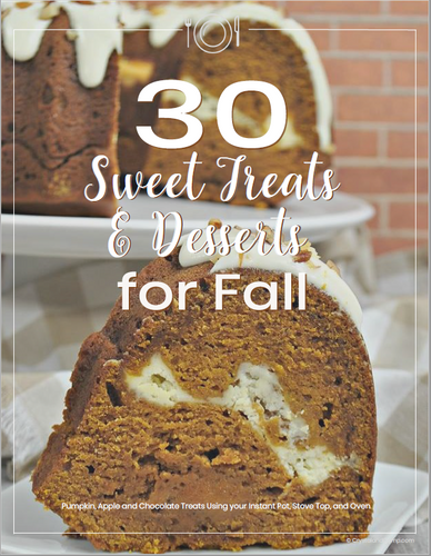 30 Fall Desserts and Sweet Treats
