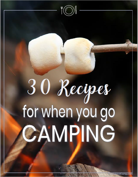 30 Camping Recipes