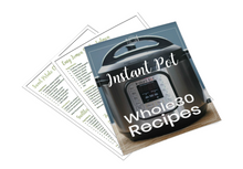 Whole 30 Instant Pot Recipes