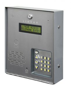 AE-100 TELEPHONE ENTRY SYSTEM