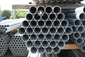 "Galvanized Pipe 3"" x .160 x 10'6"""