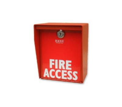Fire Access Box with Micro Switch and Knox Key Switch Option