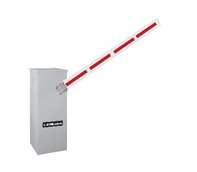 Industrial-Duty Single Arm Barrier Gate Operator 1/2HP 208V 1P