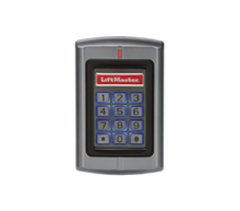 Wired Keypad and Proximity Reader