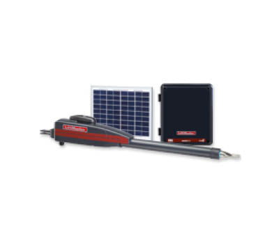 LA500DC Single Arm XL Control Box Solar Kit