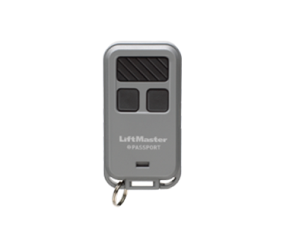 Passport MAX 3-Button Keychain Remote Control
