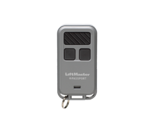 Passport MAX 3-Button Keychain with Proximity Remote Control