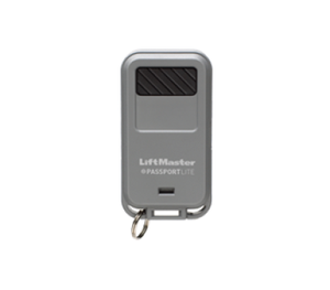 Passport LITE 1-Button Keychain with Proximity Sensor Remote Control