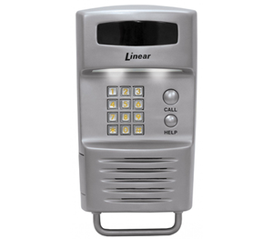 RE-1 RESIDENTIAL TELEPHONE ENTRY SYSTEM