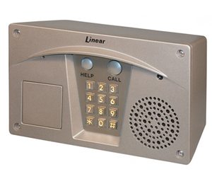 RE-2 RESIDENTIAL TELEPHONE ENTRY SYSTEM