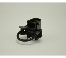 "6-5/8"" x 1-5/8"" Black Bulldog Hinge"