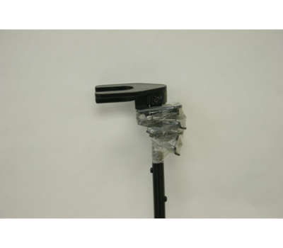 Black E-Z Latch Residential Drop Rod Assembly