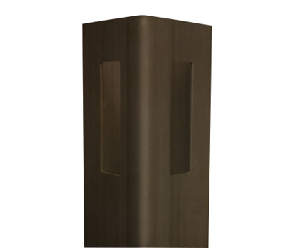 "5"" X 5"" X 8' RW Chestnut Brown Corner Post"
