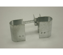 Double Drive Front Lock Industrial Latch
